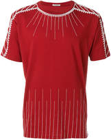 Valentino bead embellished T-shirt
