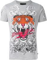 Philipp Plein 'Philipp Tiger' T-shirt