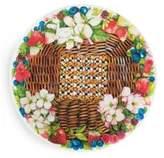 Mackenzie Childs Berries & Blossoms Serving Platter
