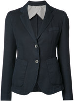 Fabiana Filippi lightweight blazer - women - Cotton/Linen/Flax - 40