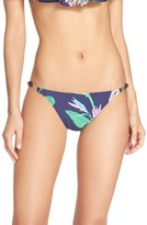 Trina Turk Women's Midnight Bikini Bottoms