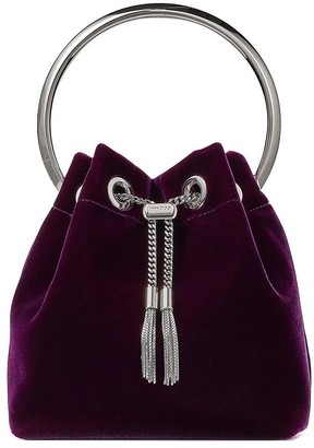 Jimmy Choo tassel-detail Bob Bon tote bag
