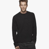 James Perse Cashmere Thermal Raglan