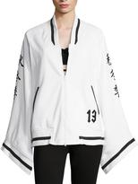 Kimono Tricot Track Jacket