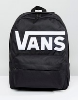 Vans Old Skool Ii Backpack In Black V00oniy28