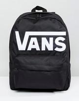 Vans Old Skool II Backpack In Black V00ONIY28