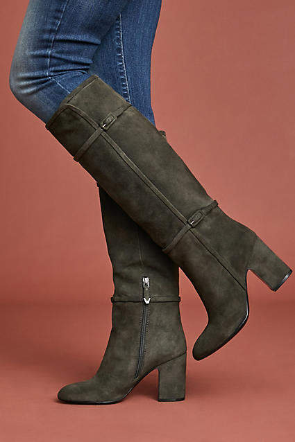 Bruno Premi Double-Buckle Riding Boots