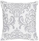 Sweet Jojo Designs Avery Reversible Throw Pillow in Yellow/Grey