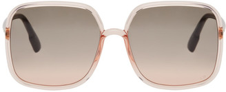 Christian Dior Pink SoStellaire1 Sunglasses