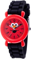Sesame Street Boys Black Strap Watch-Wss000026