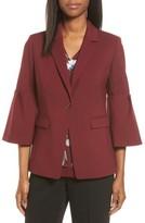 Women's Classiques Entier Bell Sleeve Wool Blend Jacket