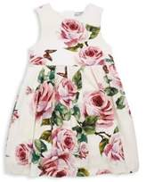 Dolce & Gabbana Toddler's, Little Girl's & Girl's Sleeveless Dress