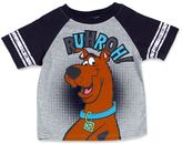 Original Penguin Scooby Doo 'Ruhroh' Football Tee - Boys