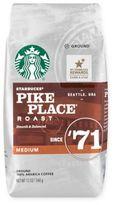 Starbucks 12 oz. Pike Place® Roast Ground Coffee