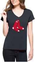 '47 Women's Boston Red Sox Splitter Logo T-Shirt