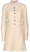 Miu Miu Wool and silk dress