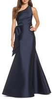 Sachin + Babi Women's Vanessa One-Shoulder Gown