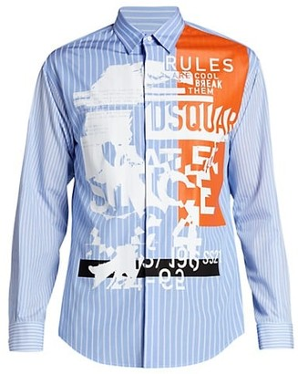 DSQUARED2 Punk Graphic Shirt