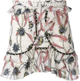 Isabel Marant Ugi mini skirt - women - Cotton - 38