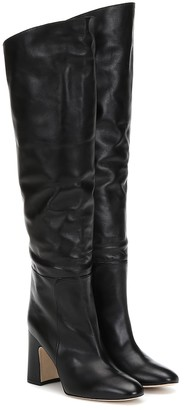 Stuart Weitzman Lucinda 90 leather boots