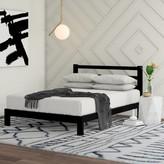 Avey Platform Bed Mercury Row Size: Full