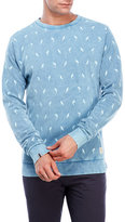 Bellfield Parrot Printed Sweatshirt
