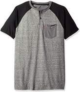 Levi's Men's Wally Snow Jersey Short Sleeve Shirt