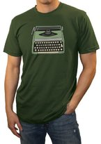 WEA Men's Death Cab For Cutie 'Typewriter' T-Shirt