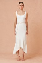 Keepsake UPTOWN MIDI DRESS porcelain