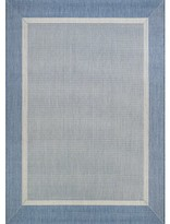 Beachcrest Home Saffold Texture Blue/Gray Area Rug Rug Size: Rectangle 2' x 3'7""