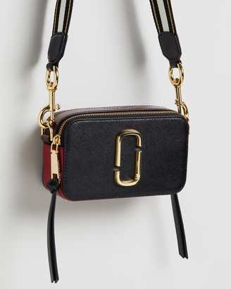Marc Jacobs Women's Black Cross-body bags - Snapshot Small Camera Bag - Size One Size at The Iconic