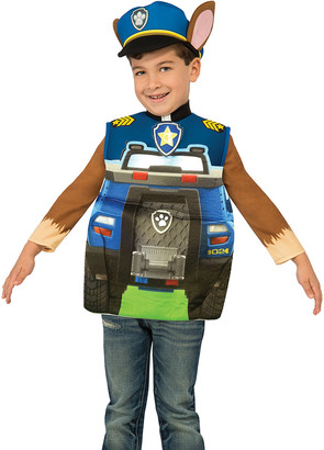 Rubie's Costume Co Rubie's Boys' Costume Outfits 000 - PAW Patrol Chase Ride-On Candy Catcher Costume - Toddler & Boys