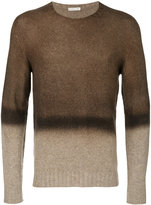 Etro gradient effect jumper - men - Cashmere - L