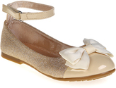 Jelly Beans Nude Xirona Ankle-Strap Flat