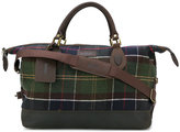 Barbour Lochy Explorer tartan bag