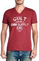Cult of Individuality V-Neck Supply Tee