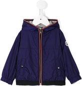 Moncler hooded jacket - kids - Polyamide/Cotton - 3-6 mth