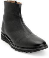 Rag and Bone Archer Zip Boot Ripple - Black