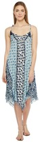 Brigitte Bailey Maribel Printed V-Neck Dress