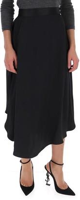 MM6 MAISON MARGIELA A-Line Midi Skirt