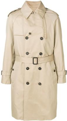 MACKINTOSH Honey Cotton Trench Coat GM-130FD
