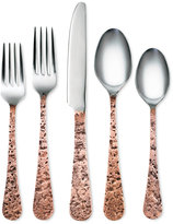 Cambridge Silversmiths Indira by Kashmira Antiqued 20-Pc. Flatware Set, Service for 4