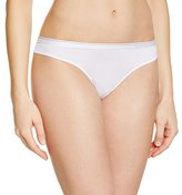 Emporio Armani Women's Essential Stretch Cotton Brasilian Brief