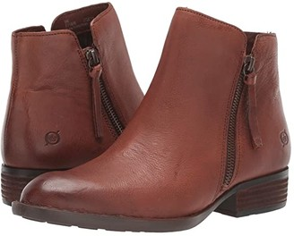 Børn Olio (Black Full Grain Leather) Women's Boots