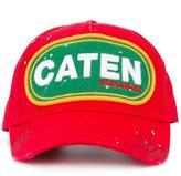 DSQUARED2 Caten cap - men - Cotton - One Size