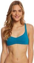 Roxy Strappy Love Athletic Crop Bikini Top 8160132