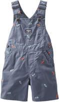 Osh Kosh Oshkosh Dinosaur Shortalls - Baby Boys 3m-24m