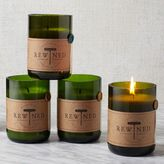 west elm Rewined Candles - Green