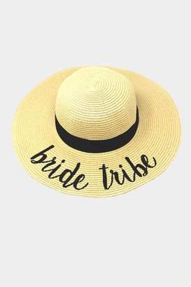 Embellish Bride Tribe Hat