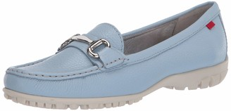 Marc Joseph New York Women's Genuine Leather Made in Brazil Grand Street Golf Shoe Athletic Shoe